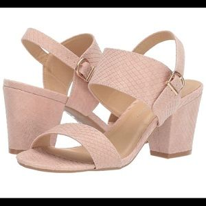 Chinese Laundry Women's Spot on Heeled Sandal